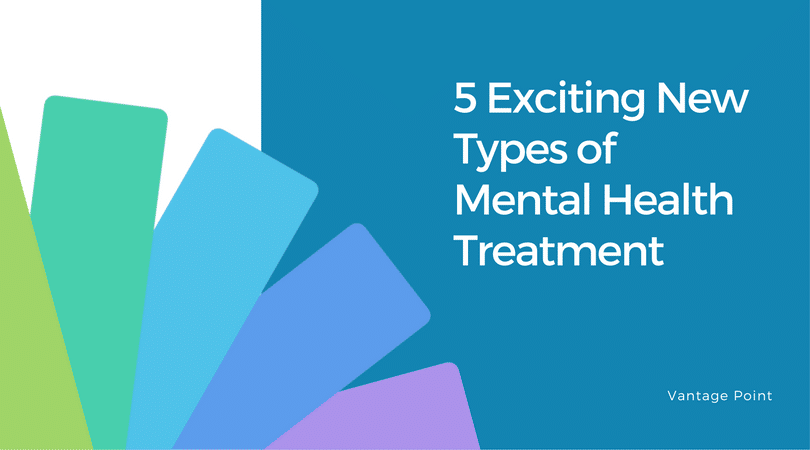 5 Exciting New Types of Mental Health Treatment