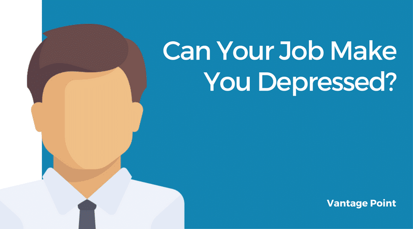 Can Your Job Make You Depressed?