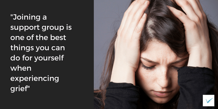 3 Steps to Work through the Grieving Process